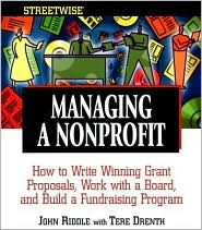 STREETWISE Managing a Nonprofit