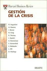 Descarga gratuita de manuales en línea Gestion De a Crisis/ Crisis Management