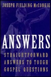 Answers: Straightforward Answers to Tough Gospel Questions ePUB iBook PDF por Joseph Fielding McConkie