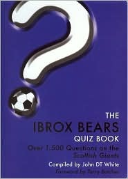 The Ibrox Bears Quiz Book: Glasgow Rangers Football Club