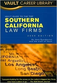 Vault Guide to the Top Southern California Law Firms