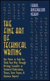 The Fine Art of Technical Writing
