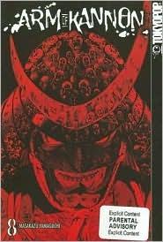 Arm of Kannon, Volume 8