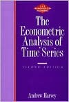 The Econometric Analysis Of Time Series by Andrew C. Harvey