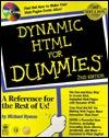 Dynamic HTML for Dummies [With Internet Explorer 5, Homesite, HTML Editor]