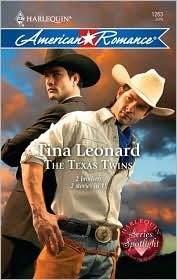 The Texas Twins by Tina Leonard