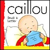 Caillou Sends a Letter (Backpack