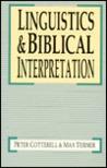 Linguistics Biblical Interpretation