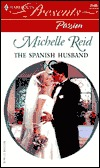 The Spanish Husband by Michelle Reid