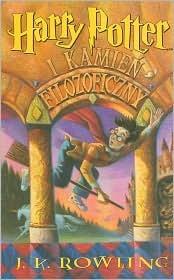 Harry Potter i Kamień Filozoficzny by J.K. Rowling
