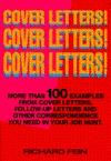 Cover Letters! Cover Letters! Cover Letters!