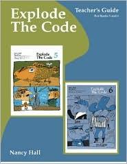 Explode the Code Teacher's Guide/Key Books 5 - 6