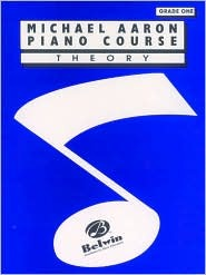 Michael Aaron Piano Course Theory: Grade 1