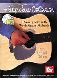 Mel Bay Presents Flatpicking Collection - 20 Solos By Some of the World's Greatest Guitarists - 1997 Annual Edition with CD