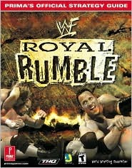 WWF Royal Rumble: Prima's Official Strategy Guide