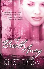 A Breath Away by Rita Herron