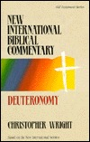 Deuteronomy by Christopher J.H. Wright