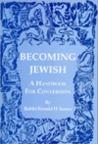 Becoming Jewish: A Handbook for Conversion