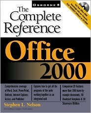 Office 2000: The Complete Reference