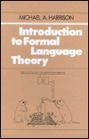 Introduction to Formal Language Theory