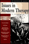 The Hatherleigh Guide to Issues in Modern Therapy (Hatherleigh Guides to Mental Health Practice Series, 4.)