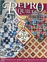 Repro-Quilts: 10 Patterns for Quilts Using Reproduction Fabrics