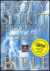 Holy Spirit Encounter Bible: Experience the Spirit's Presence and Power in Your Life