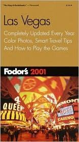 Fodor's Las Vegas 2001