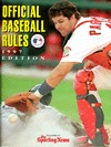 Official Baseball Rules: The Book Used by the Men and Women in Blue