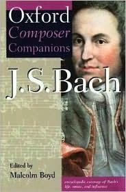 Oxford Composer Companion: J.S. Bach