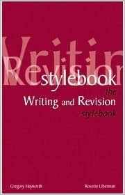 The Writing and Revision Stylebook