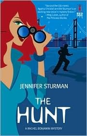 The Hunt (Rachel Benjamin, #4)