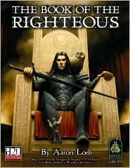 Book of the Righteous by Aaron Loeb