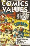 Comic Values Annual