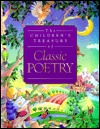 The Children's Treasury of Classic Poetry by Nicola Baxter