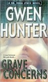 Grave Concerns (Dr. Rhea Lynch, #4)