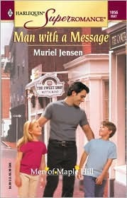 Man With A Message (Men of Maple Hill, #2)