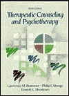 Therapeutic Counseling and Psychotherapy