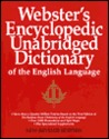 Webster's Encyclopedic Unabridged Dictionary of the English L... by Anonymous