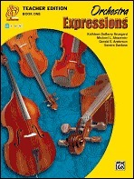 Orchestra Expressions, Book One Teacher Edition: Curriculum Package