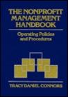 The Nonprofit Management Handbook: Operating Policies And Procedures
