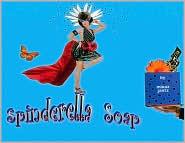 Spinderella Soap