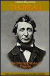 The Selected Works of Thoreau