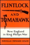 Flintlock and Tomahawk by Douglas Edward Leach