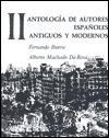 Antologia de Autores Espanoles, Vol II by Machado