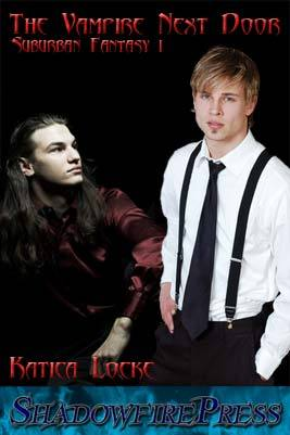 The Vampire Next Door by Katica Locke