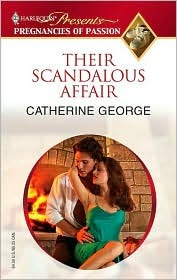 Their Scandalous Affair by Catherine George