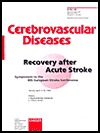 Recovery After Acute Stroke
