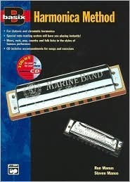 Basix Harmonica Method: Book & Enhanced CD [With CD]