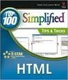 HTML: Top 100 Simplified Tips & Tricks